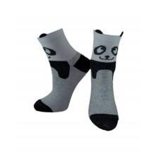 (325444) [р. 14 - 16] Носки для мальчика. ЛЕГКА ХОДА 9213. Серебро. Хлопок