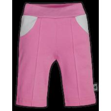(69763) [р. 56] Штанишки трикотажные для девочки ФЕЯ. ZIRONKA 447-136. Розовый. Интерлок
