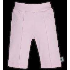(69896) [р. 62] Штанишки трикотажные для девочки РОЗОВЫЙ ПОНИ. ZIRONKA 447-143. Розовый. Интерлок