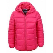 (102848) [р. 104 - 110] Куртка для девочки . GLO-STORY GMA-4636. Фуксия. Плащевка