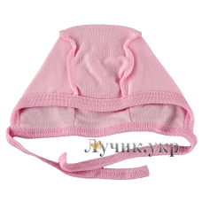 (103452) [р. 40 см] Чепчик детский. КЕНА 114202. Розовый1. Интерлок